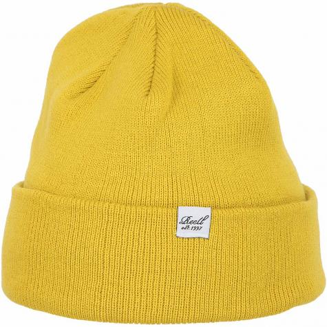 Reell Beanie Cuff dark yellow