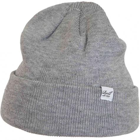 Reell Beanie Cuff heather grey