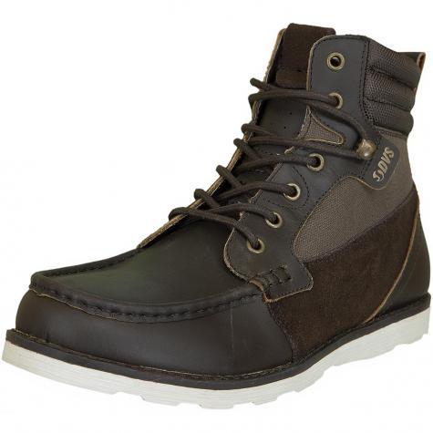 DVS Shoes Boots Bishop braun
