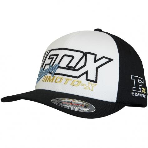 Fox Flexfit Cap Flection schwarz