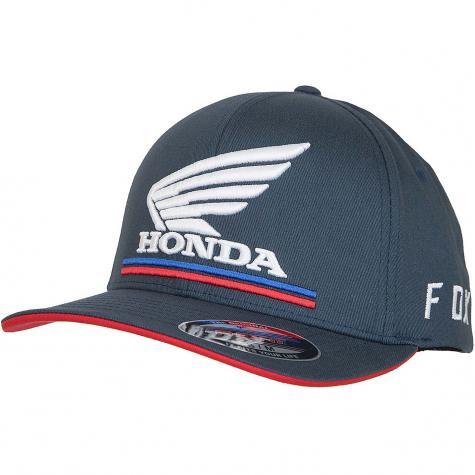 Fox Flexfit Cap Honda Flex dunkelblau