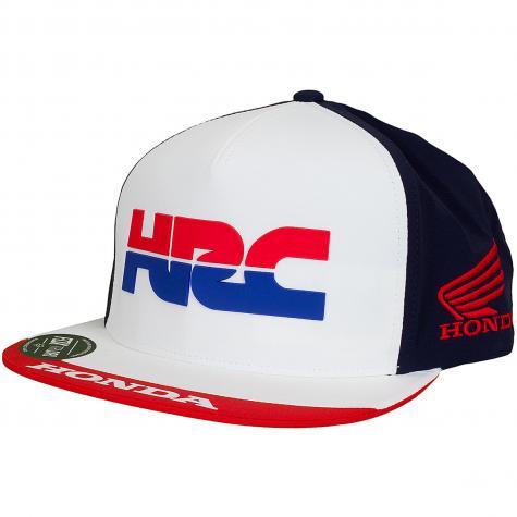 Fox Snapback Cap Pit Honda Racing Corp. navy