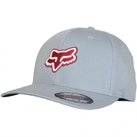 Fox Flexfit Cap Transfer heather grey