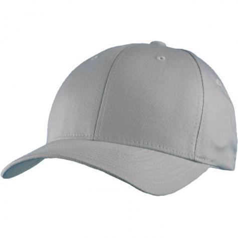 Yupoong Flexfit Basecap silber