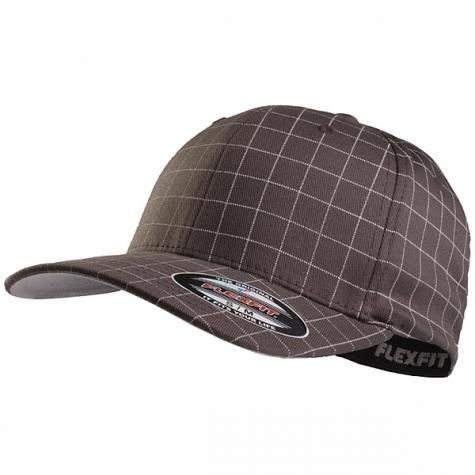 Flexfit Squareline Cap darkgrey/grey