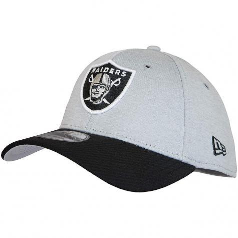 New Era 39Thirty Flexfit Cap OnField Home Oakland Raiders grau/schwarz