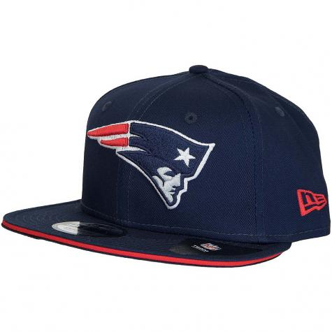 New Era 9Fifty Snapback Cap Classic Team New England Patriots dunkelblau