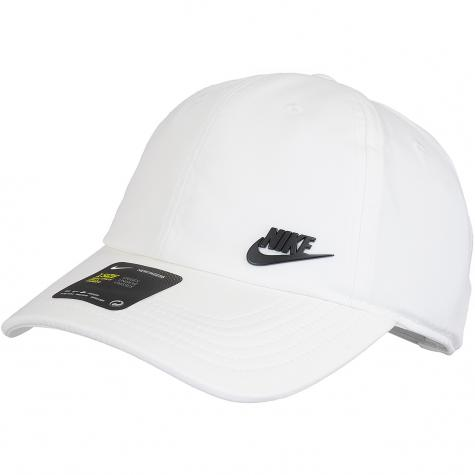 Nike Snapback Cap Aerobill H86 weiß/schwarz