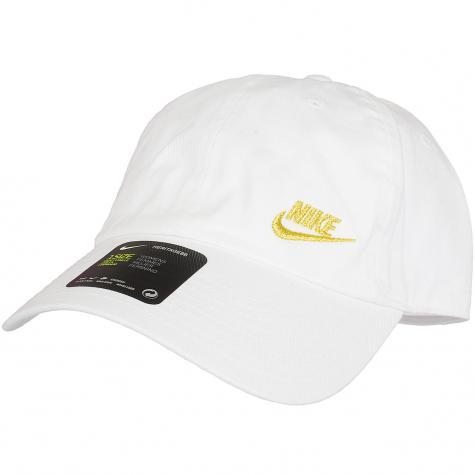 Nike Snapback Cap H86 Futura Classic weiß/gold