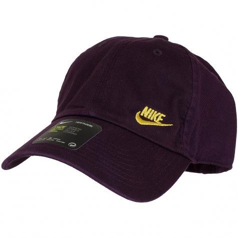 Nike Snapback Cap H86 Futura Classic weinrot/gold