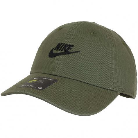 Nike Snapback Cap H86 Futura Washed khaki/schwarz