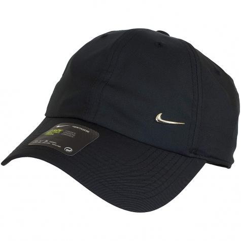 Nike Cap H86 Metal Swoosh schwarz