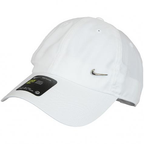 Nike Cap H86 Metal Swoosh weiß