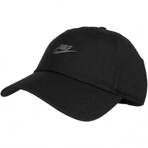 Nike Snapback Cap H86 schwarz/silber
