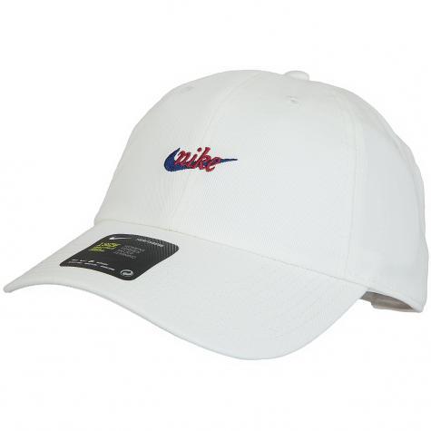 Nike Snapback Cap H86 Script weiß/rot