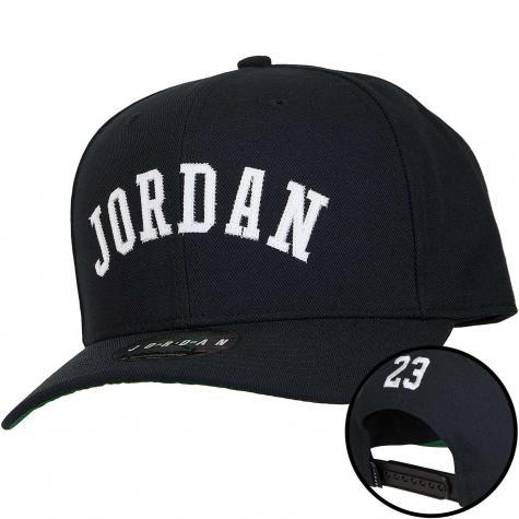 Nike Snapback Cap Jordan Air Classic99 schwarz/weiß