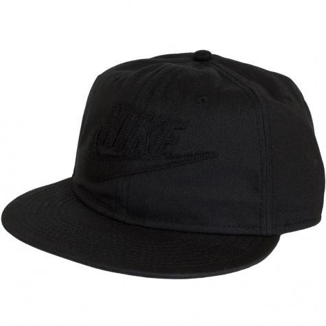 Nike Snapback Cap True schwarz/schwarz