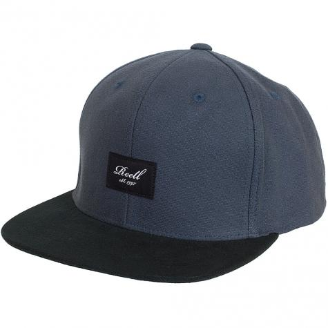 Reell Snapback Cap Pitchout dunkelgrau/schwarz