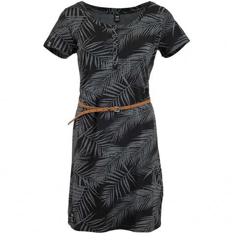 Iriedaily Kleid La Palma schwarz/anthrazit
