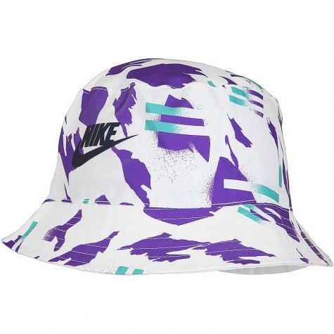 Nike Bucket Hat Festival weiß/lia