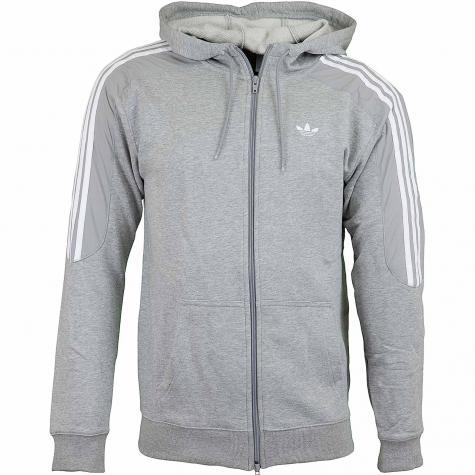 Adidas Originals Zip-Hoody Radkin grau
