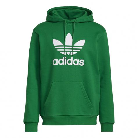 Adidas Trefoil Hoody grün