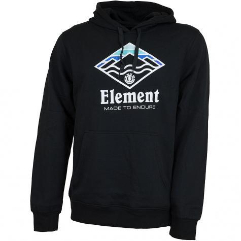 Element Hoody Layer schwarz
