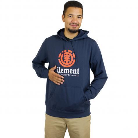 Element Hoody Vertical dunkelblau