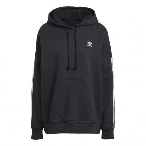 Adidas Oversized Damen Hoody schwarz