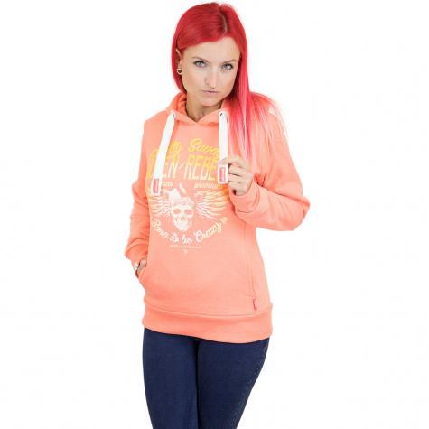 Yakuza Premium Damen Hoody 2440 orange
