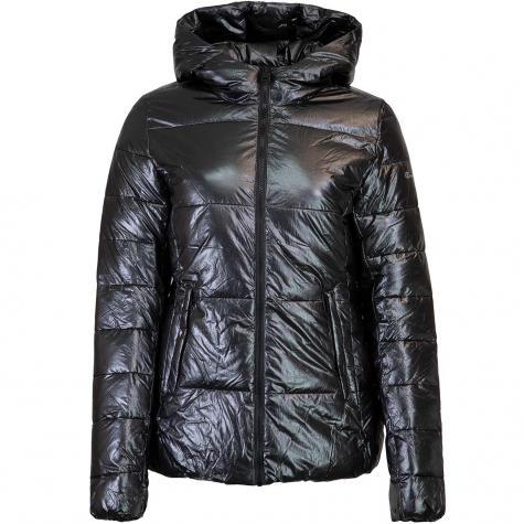 Champion Hooded Damen Jacke schwarz