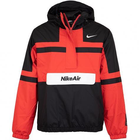 Nike Windbreaker Air ColorBlock rot
