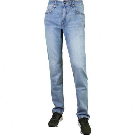 Volcom Solver Jeans hellblau