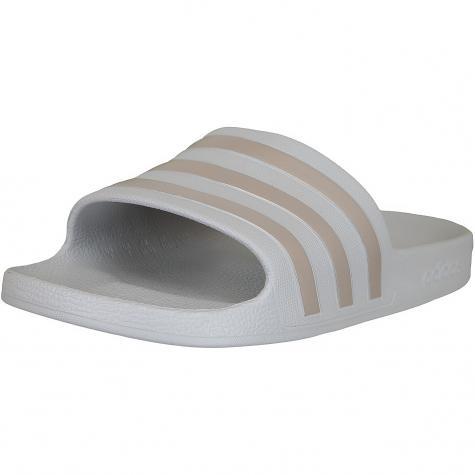Adidas Originals Badelatschen Adilette grau