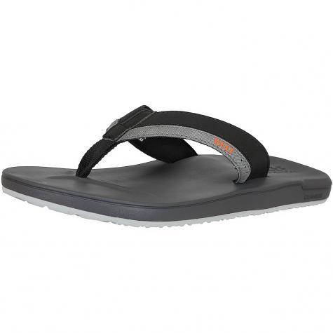 Reef Flip-Flop Cushion Contoured grau/orange