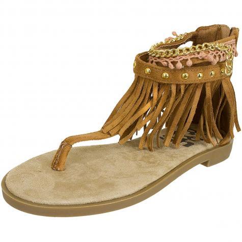 Refresh Damen Sandale 63386 braun