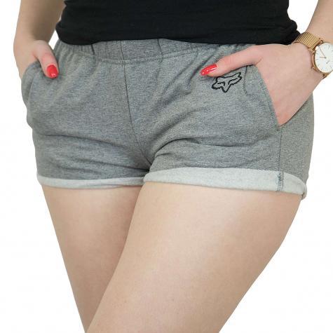 Fox Damen Shorts Onlookr grau