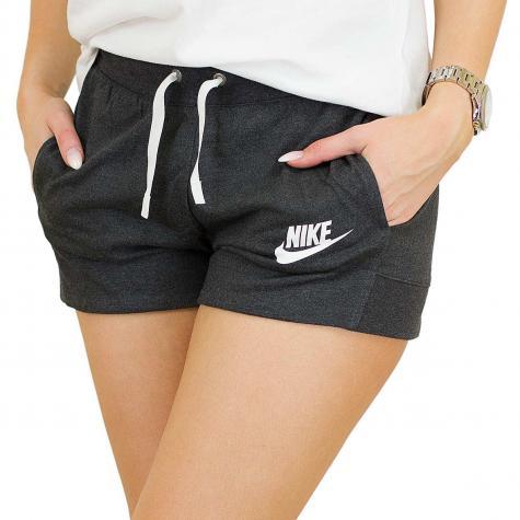 Nike Damen Shorts Gym CLC schwarz/sail