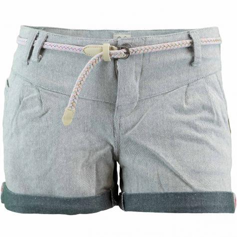 Ragwear Damen Shorts Heaven A weiß