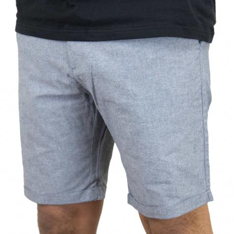 Iriedaily Golfer Chambray Shorts jeansblue