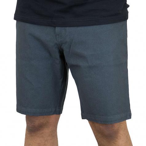 Iriedaily Shorts Relax 5 Pocket graublau