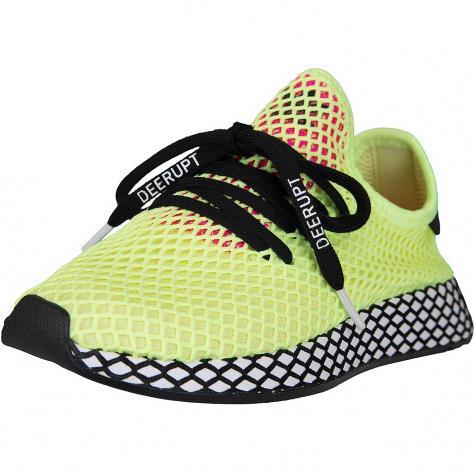 Adidas Originals Sneaker Deerupt Runner gelb/schwarz