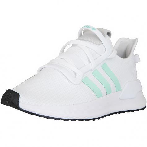 Adidas Originals Damen Sneaker U_Path Run weiß/mint