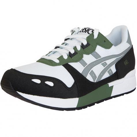 Asics Sneaker Gel-Lyte weiß/oliv/grau