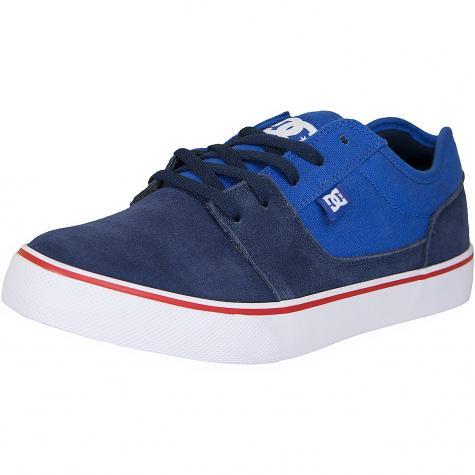 DC Shoes Sneaker Tonik dunkelblau/blau
