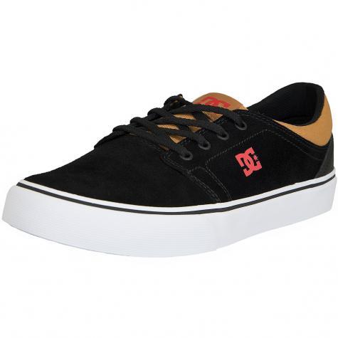 DC Shoes Sneaker Trase SD schwarz/rot/schwarz