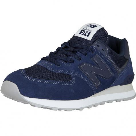 New Balance Sneaker 574 Leder/Mesh/Synthetik pigment