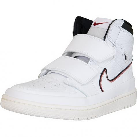 Nike Sneaker Air Jordan 1 Double Strap weiß