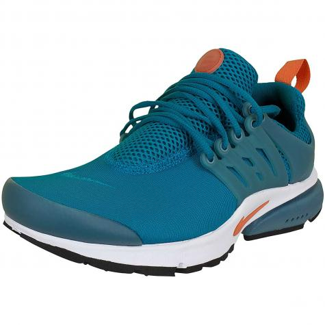 Nike Sneaker Air Presto Essential blau/orange