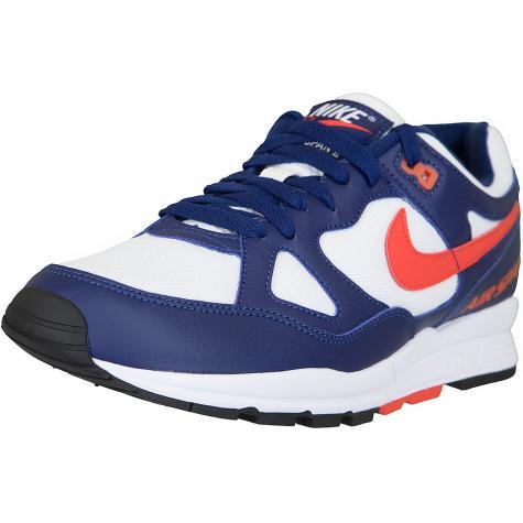 Nike Sneaker Air Span II blau/rot